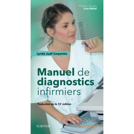 Manuel de diagnostics infirmiers