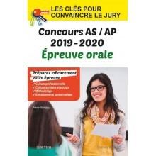 Concours AS/AP : épreuve orale