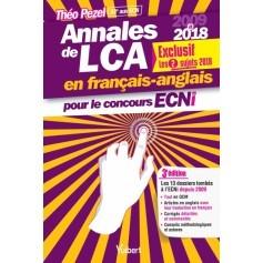 Annales de LCA en français-anglais pour le concours ECNi