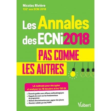 Les annales des ECNi 2018 pas comme les autres