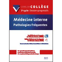 Médecine interne, pathologies fréquentes