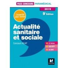 Concours AS/AP : actualité sanitaire et sociale