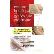 Pratiques homéopathiques en gynécologie, obstétrique
