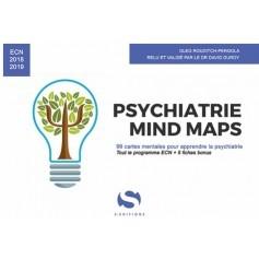 Psychiatrie : mind maps
