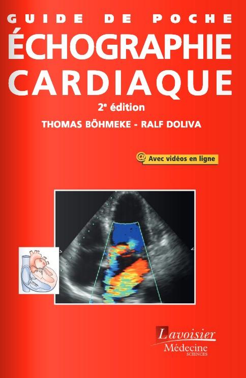 Echographie Cardiaque Thomas Bohmeke Lavoisier Medecine Sciences Vg Librairies