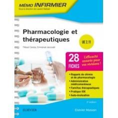 Pharmacologie & thérapeutiques UE 2.11