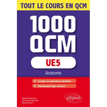 UE5 : 1000 QCM