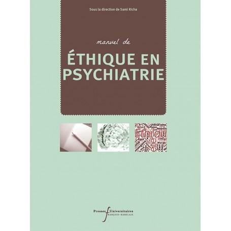 Manuel d'éthique en psychiatrie