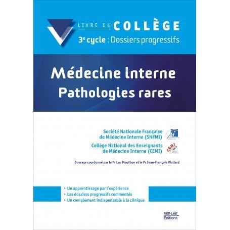 Médecine interne, pathologies rares
