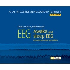 Atlas of electroencephalography, volume 1 : awake and sleep EEG