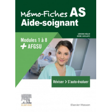 Mémo-fiches AS : modules 1 à 8 + AFGSU