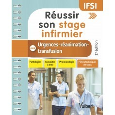 Urgences, réanimation, transfusion