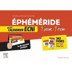 Ephéméride : mon calendrier ECNi
