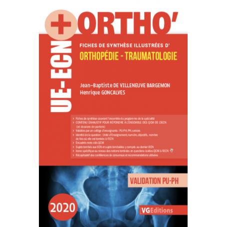 Orthopédie, traumatologie