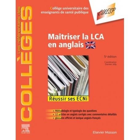 Maîtriser la LCA en anglais