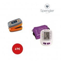 Pack oxymètre Oxystart® + tensiomètre électronique bras Autotensio®