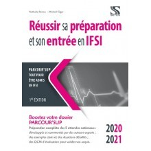 Réussir sa préparation et son entrée en IFSI