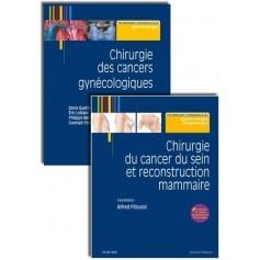 Pack chirurgie des cancers gynécologiques + chirurgie du cancer du sein