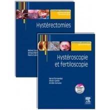 Pack hystérectomies + hystéroscopie