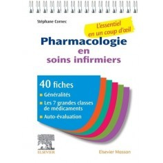 Pharmacologie en soins infirmiers