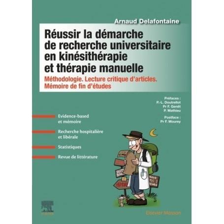 Réussir la démarche de recherche universitaire en kinésithérapie et thérapie manuelle