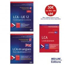 Pack LCA (cours + méthodologie + entraînement)