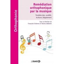 Remédiation orthophonique par la musique