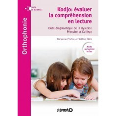 Kodjo : évaluer la compréhension en lecture