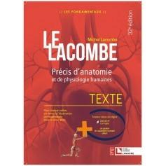 Précis d'anatomie et de physiologie humaines Lacombe