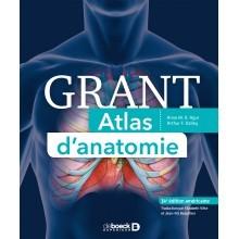 Atlas d'anatomie Grant