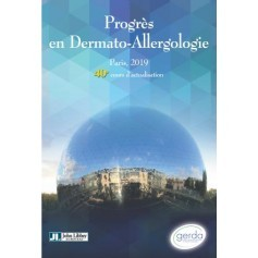 Progrès en dermato-allergologie - Paris 2019