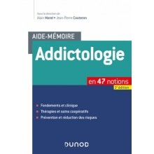 Addictologie en 49 notions