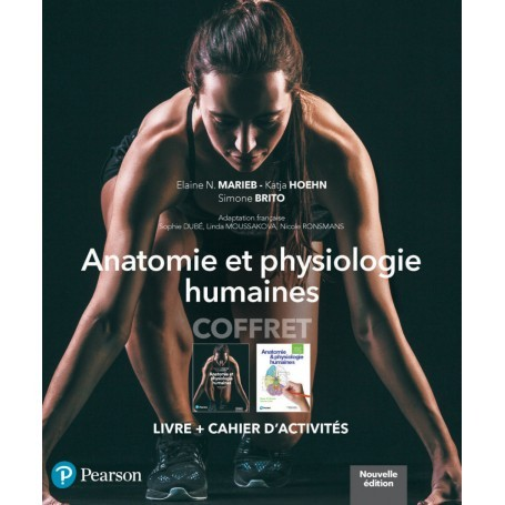Anatomie et physiologie humaines : pack 2 tomes