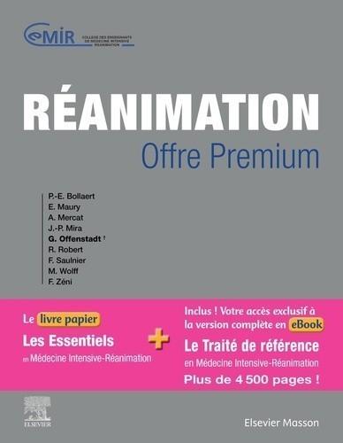 Réanimation : offre premium