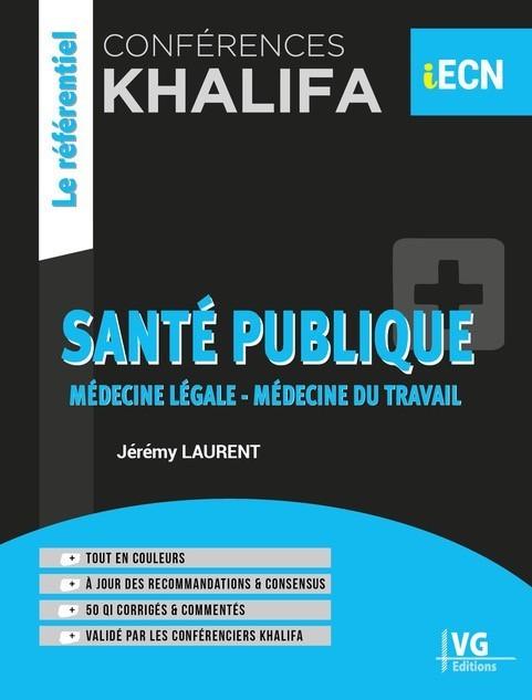 Santé publique, médecine légale, médecine du travail