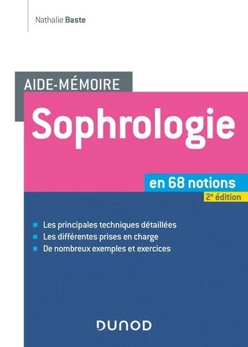 Sophrologie en 68 notions
