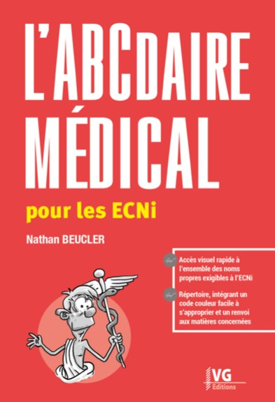 L'ABCdaire médical pour les ECNi