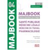 Santé publique, médecine légale, médecine du travail, pharmacologie