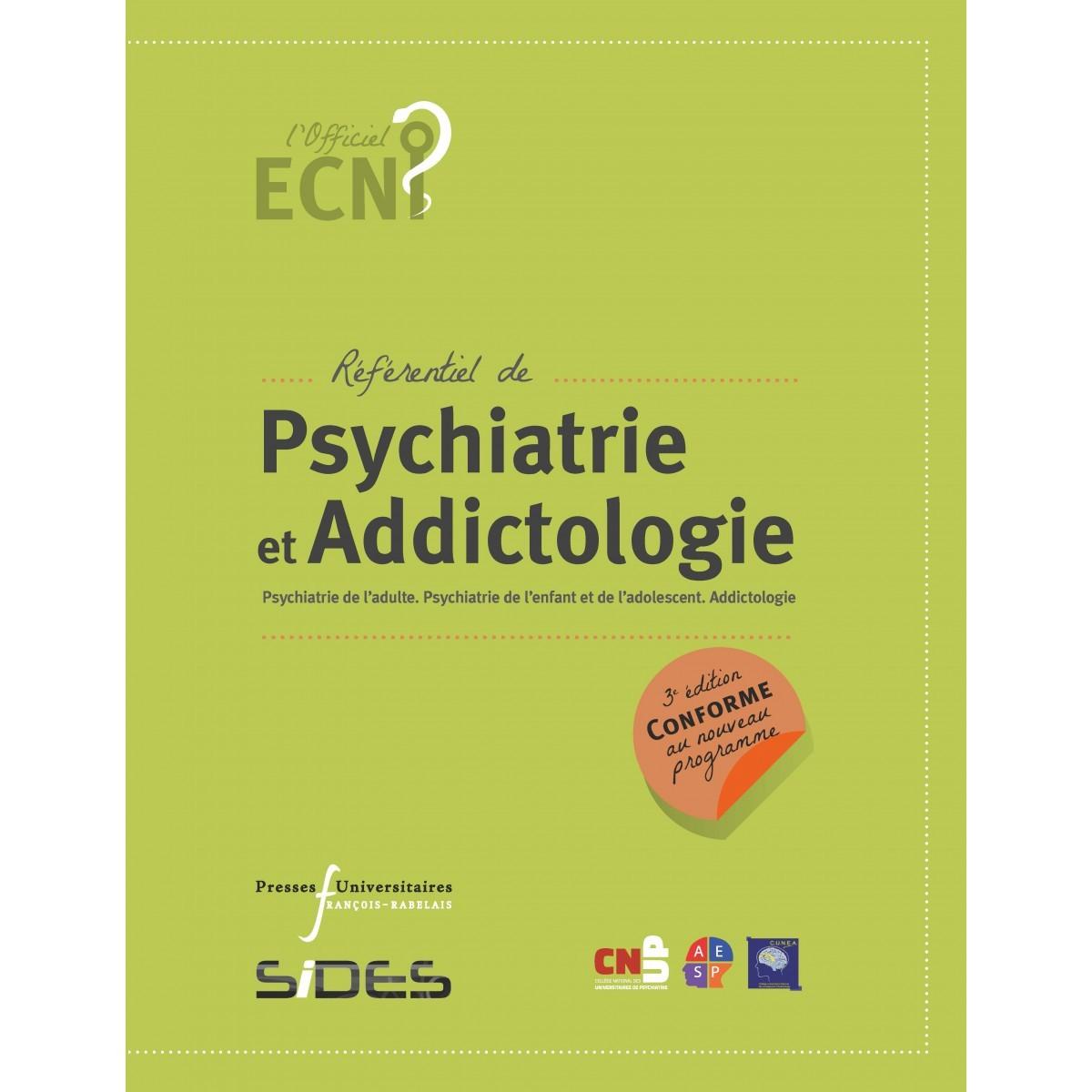 Psychiatrie et addictologie