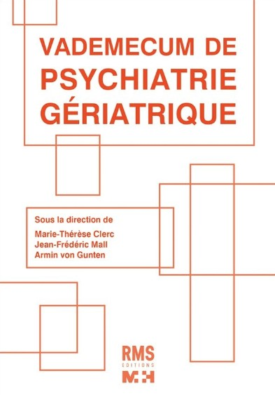 Vademecum de psychiatrie gériatrique