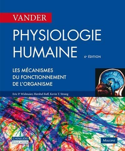 Physiologie humaine de Vander