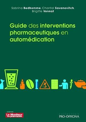 Guide des interventions pharmaceutiques en automédication