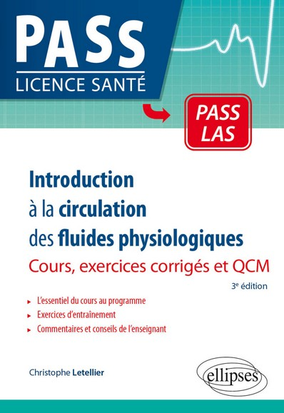 Introduction à la circulation des fluides physiologiques