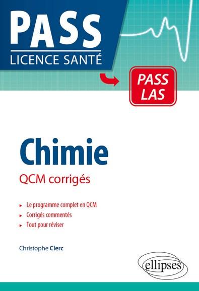 Chimie : QCM corrigés