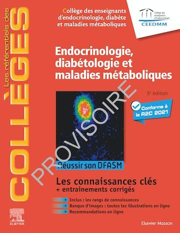 Endocrinologie, diabétologie & maladies métaboliques