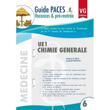 UE1 Chimie générale