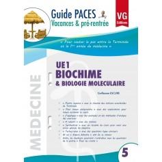 Biochimie, biologie moléculaire UE1