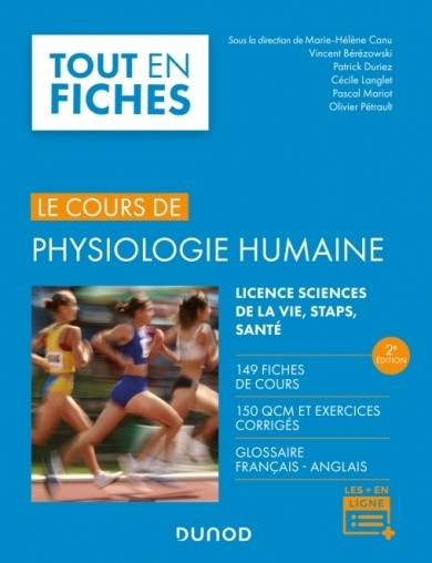 Cours de physiologie humaine