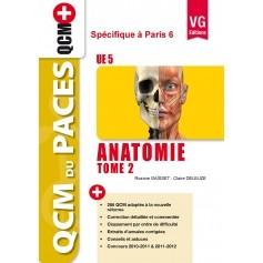Anatomie UE5, tome 2 - Paris 6