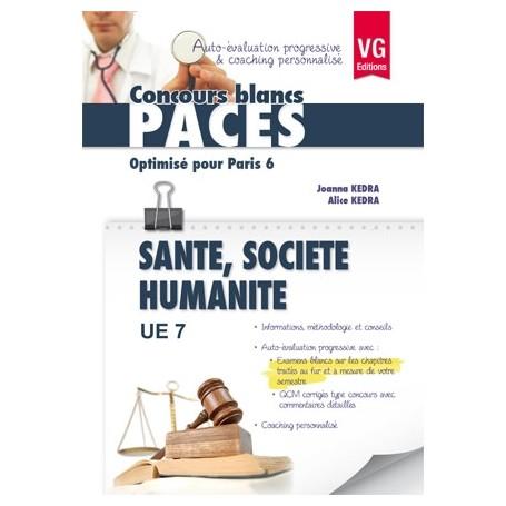 Santé, société, humanité UE7 - Paris 6